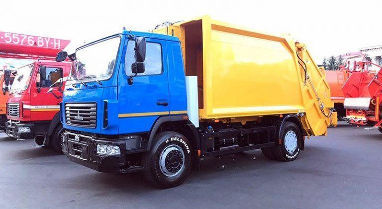 Мусоровоз МАЗ-590425