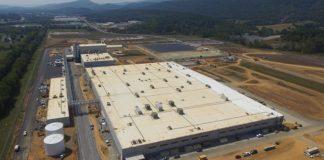 Шинный концерн Nokian Tyres открывает третий завод