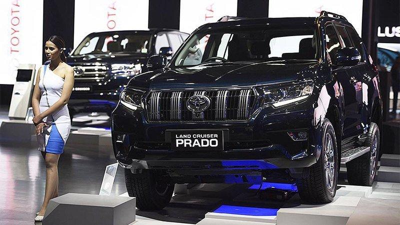 Toyota отзовет в России более 1 тыс. автомобилей