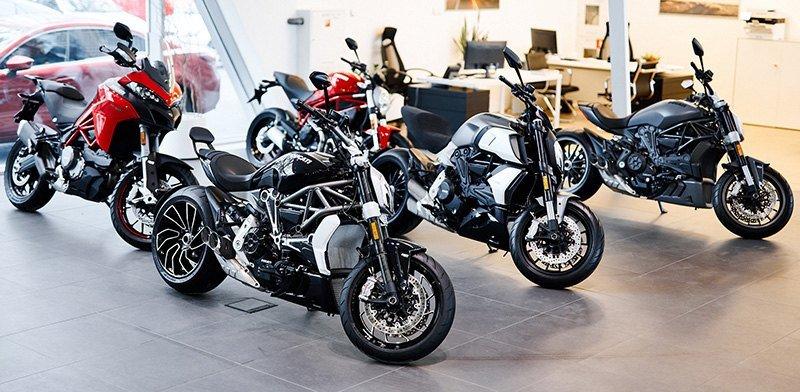 В Беларусь пришел итальянский бренд Ducati