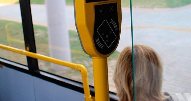 Сервис оплаты картами в наземном транспорте Минска заработает в 2020 году