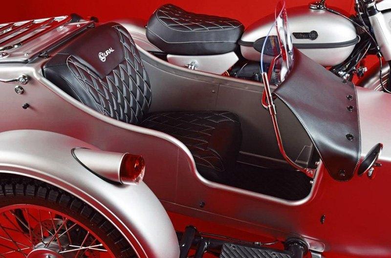 Мотоциклы «Урал» назвали именами русских шпионок.