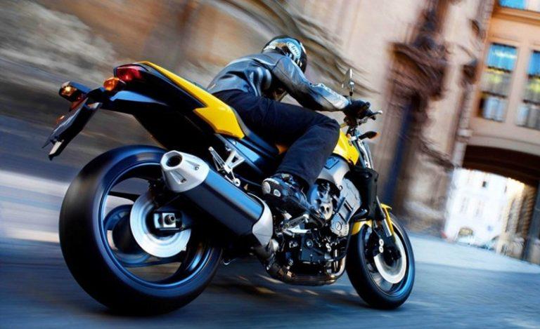 В Брюсселе, возможно, запретят езду на мотоциклах