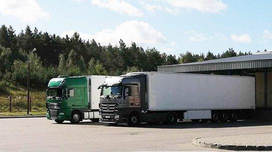 аварии при осуществлении международной перевозки товаров