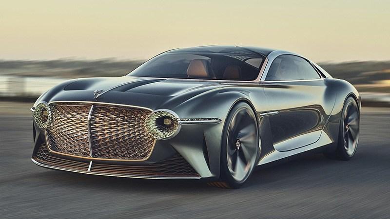 Bentley выпустит 12 экземпляров эксклюзивного кабриолета