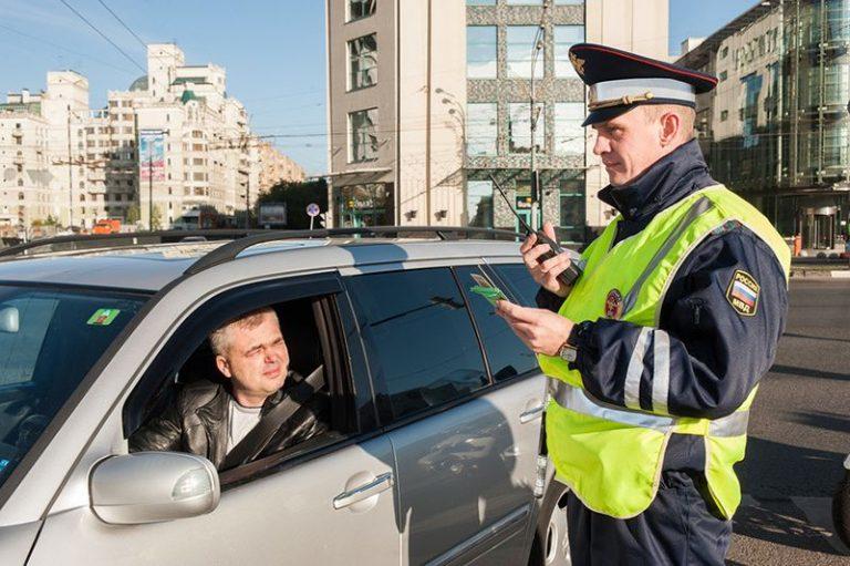 В России будут штрафовать водителей-иностранцев