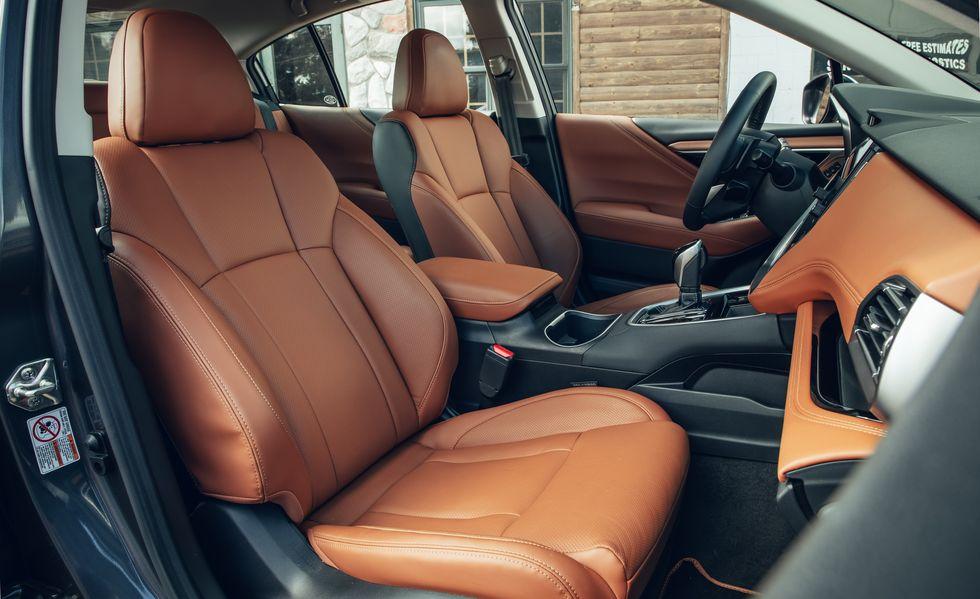 Ноnda Accord vs Subaru Legacy: самурайский спор