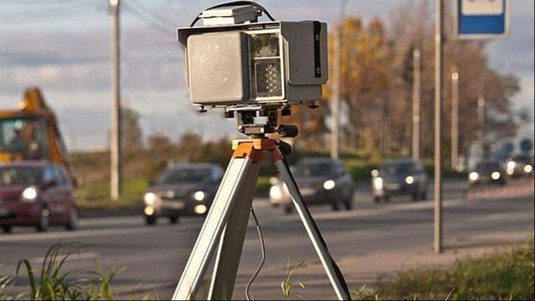 ГАИ Минска сообщила о местах размещения камер фотофиксации в ноябре