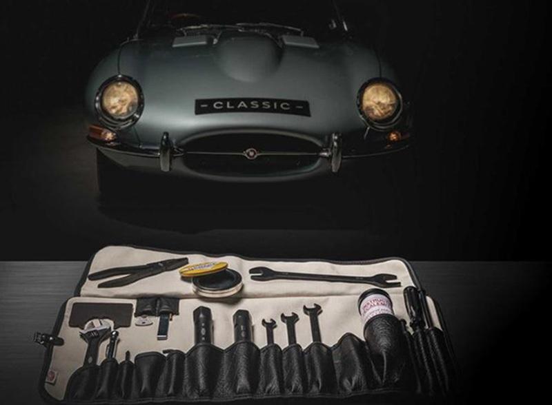 Jaguar продаёт набор инструментов почти за 1000 долларов
