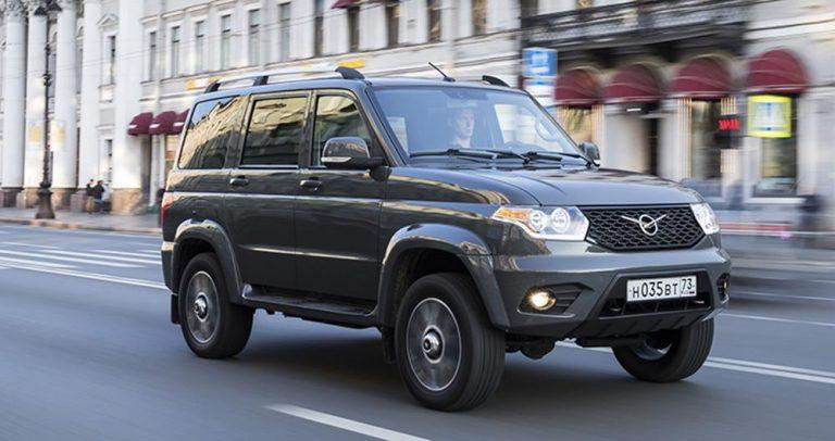 УАЗ начал тестирование новых турбомоторов