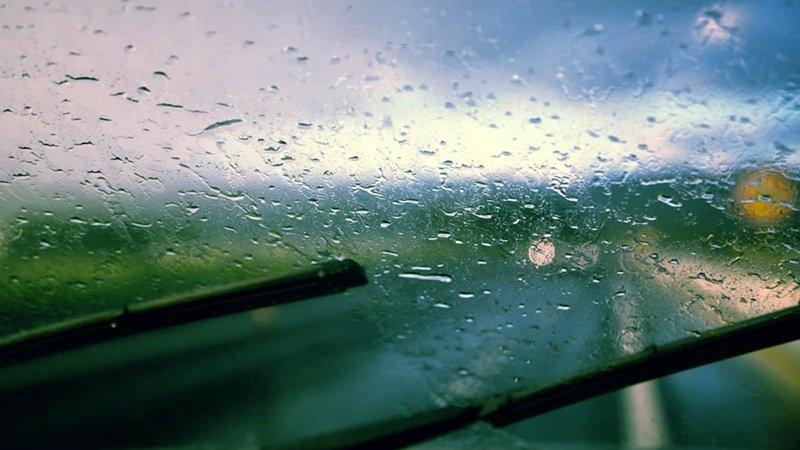 В Японии начали составлять карту дождей на основе данных от автомобилей
