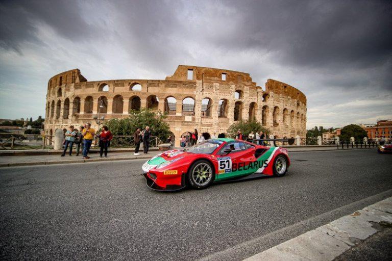 Белорусы на первых Играх- FIA Motorsport Games