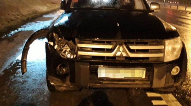 В Минске пьяная женщина насмерть сбила пешехода.