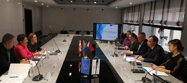 Представители белорусской и польской сторон обсудили реализацию совместных проектов