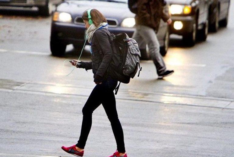 Внимание ГАИ – на пешеходов