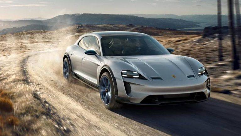 """Porsche готовит систему стабилизации """"мгновенного реагирования"""""""