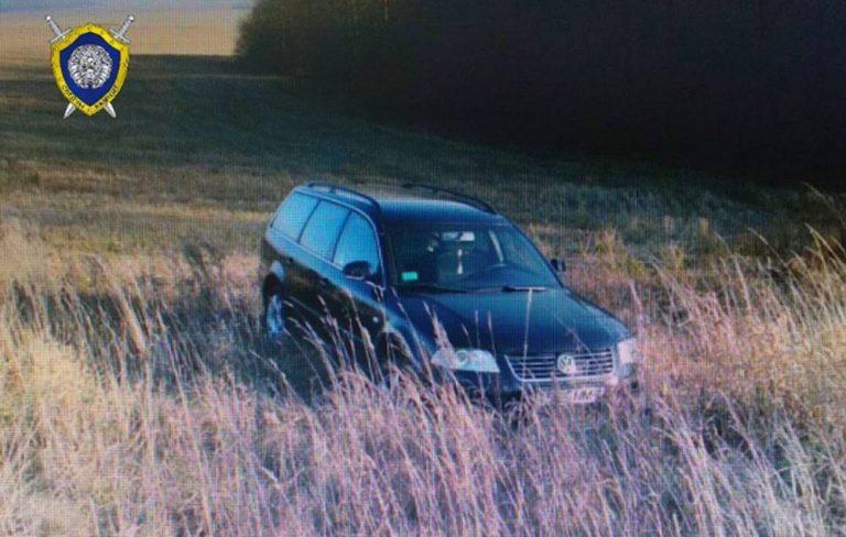 В Новогрудке приятель угнал автомобиль собутыльника