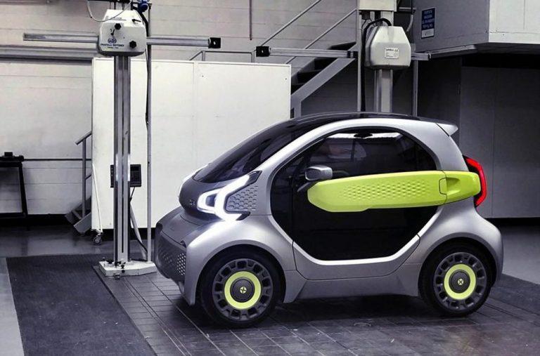 Китайцы на средства от пожертвований напечатают на 3D-принтере миниатюрный электромобиль