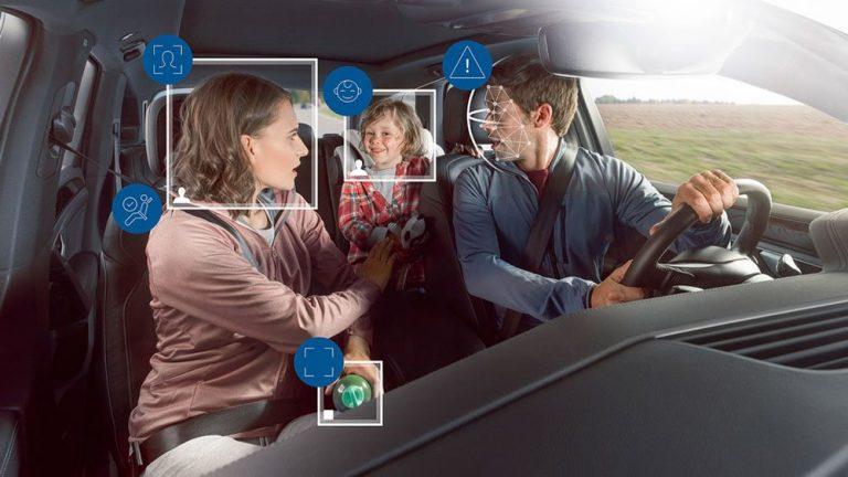 Инновационная система Bosch будет пристально следить за водителями