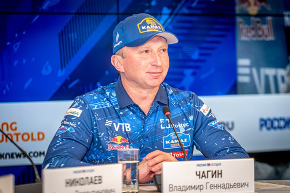 Команда «КАМАЗ-мастер» отправляется на ралли «Дакар-2020»