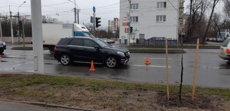 В Минске и Бобруйске на переходе легковушки сбили пешеходов