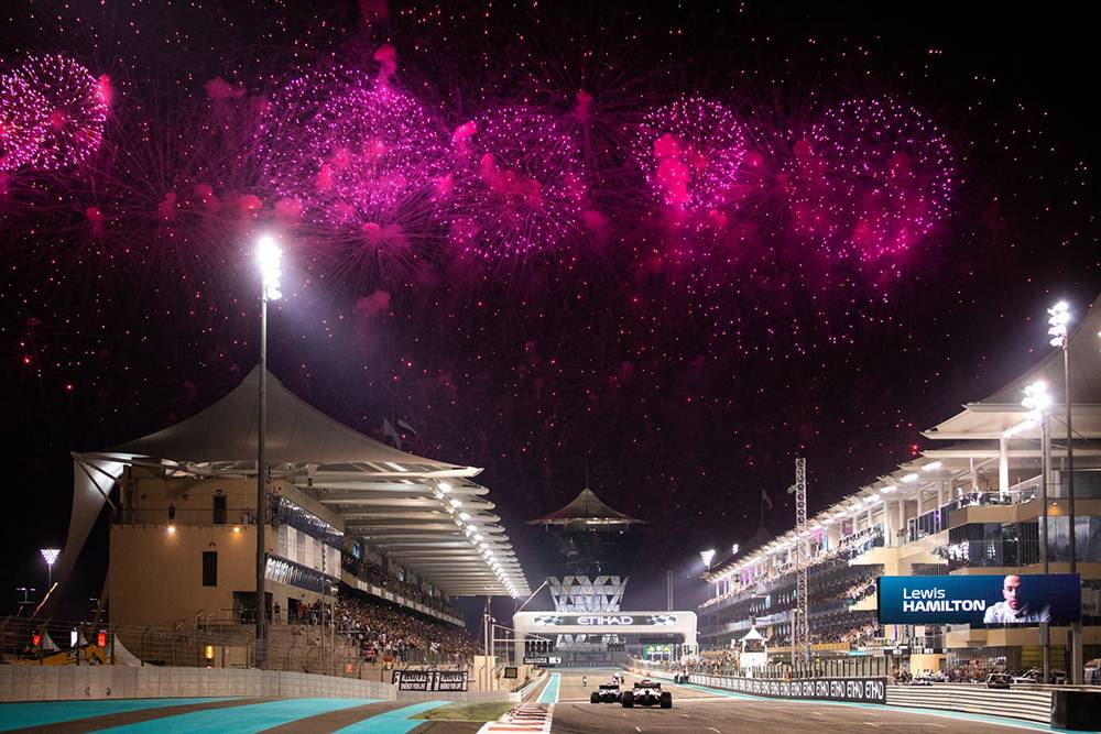 «ФОРМУЛА-1»: Гран-при Абу-Даби
