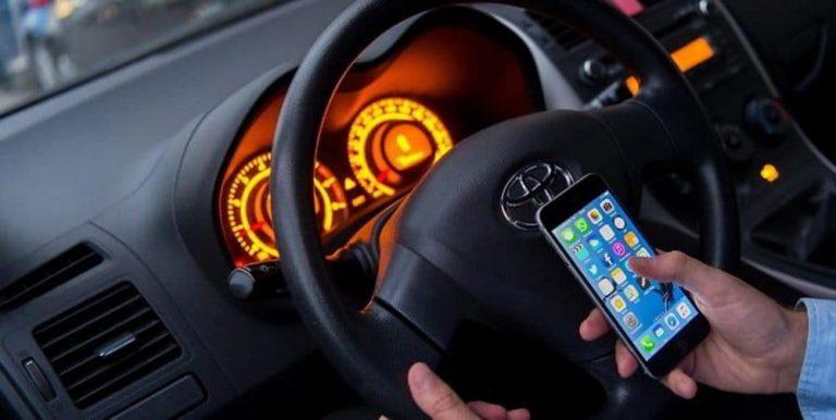 В Японии за использование телефона за рулём начнут сажать в тюрьму