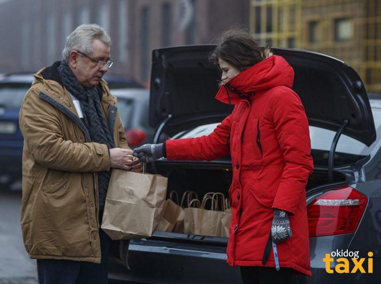 В Минске оборудовали 40 такси для перевозки собак