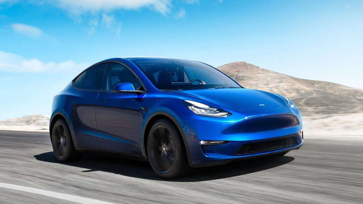 Tesla начнёт продажи Model Y раньше срока