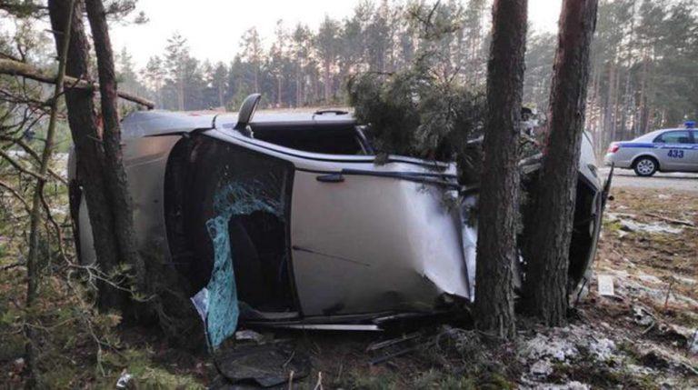 В Житковичском районе пьяная компания скрыла ДТП из-за чего погиб один человек