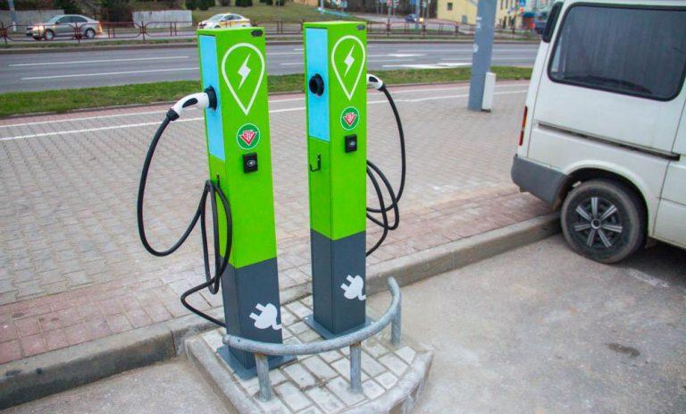 электрозарядная станция
