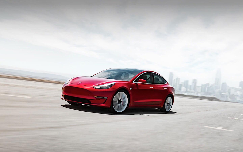Tesla Model 3 — самый популярный электромобиль в Европе