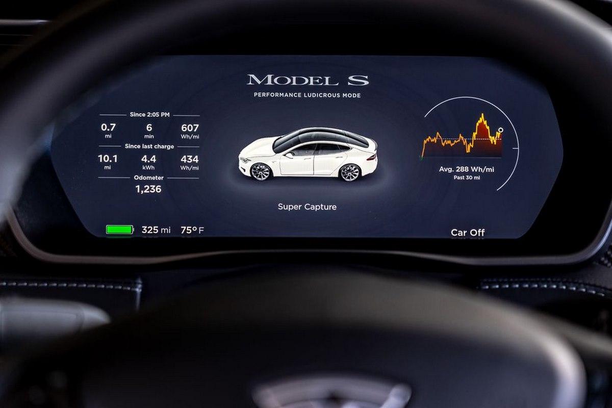 Porsche Taycan и Tesla Model S