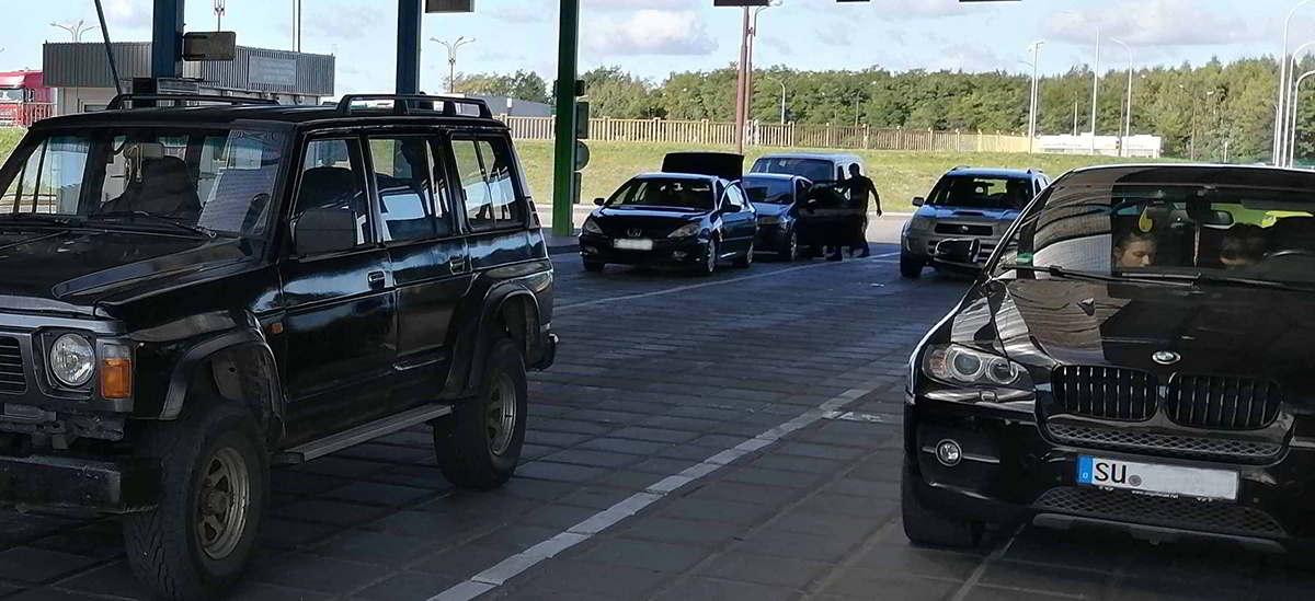 Условия ввоза иностранных транспортных средств для личного пользования