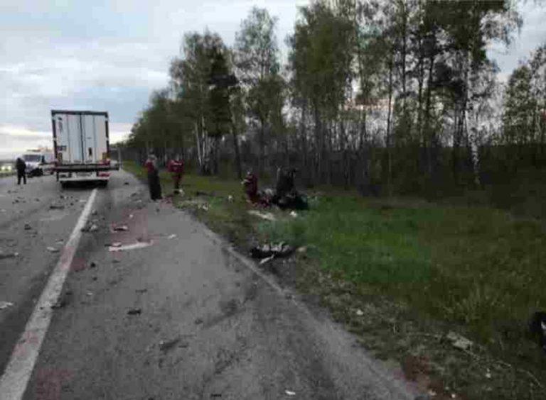 Подробности трагедии под Борисовом