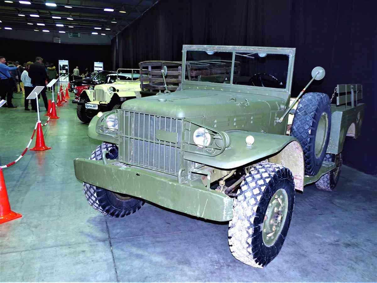 "Автомобили войны ""made in USA"""