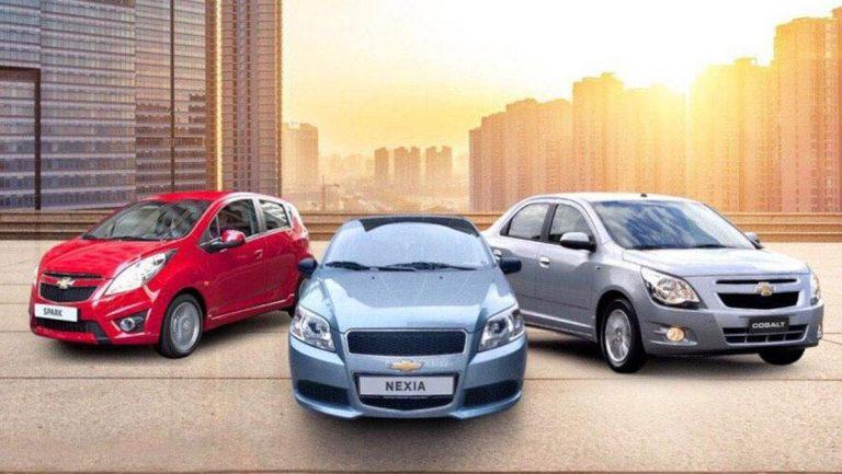Старт продаж Chevrolet в Минске