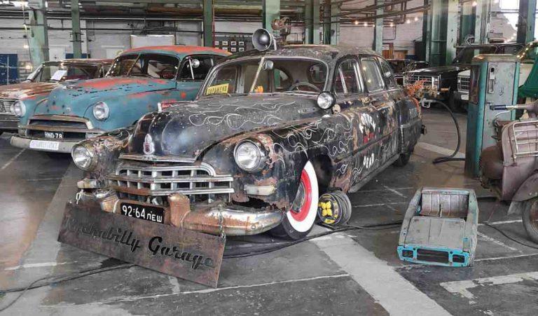 """""""VintageDay"""" – выставка ретро техники в новом формате"""