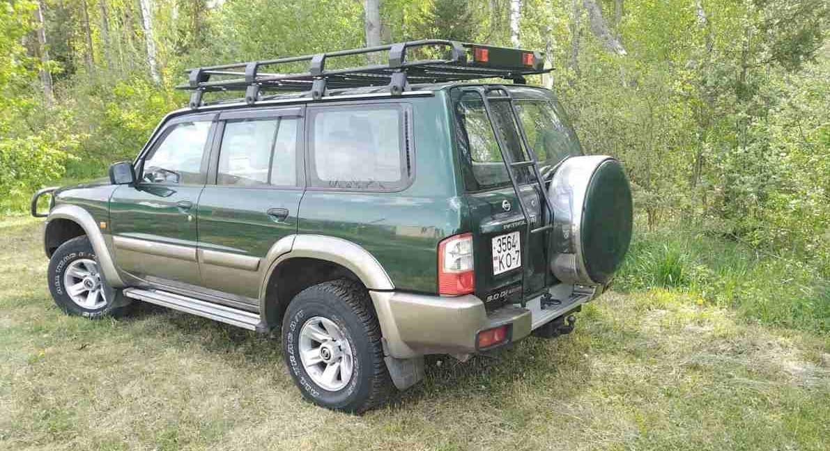 Nissan Patrol Y 61