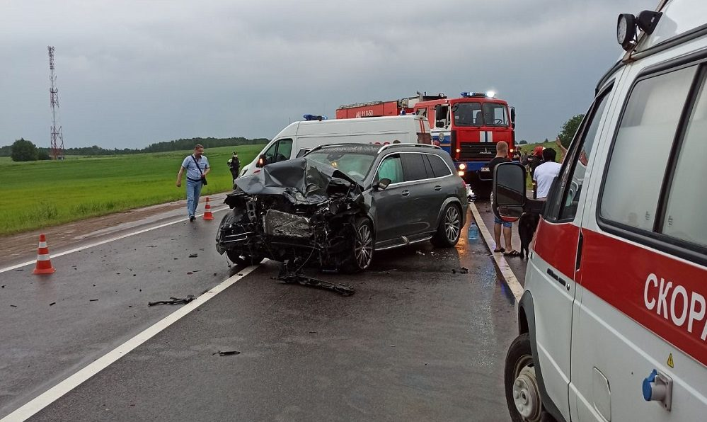 Трое погибших в ДТП на трассе Р-58