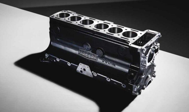 двигатель Jaguar