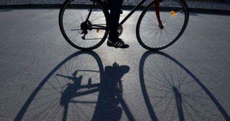 похититель велосипедов