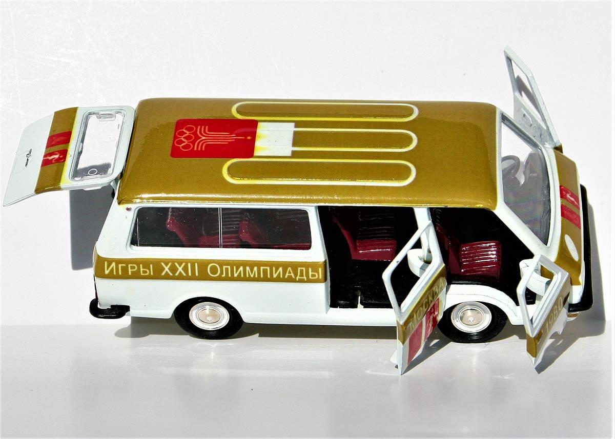 Модели с символикой Олимпийских Игр