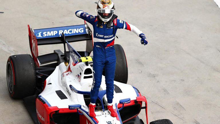 Ф-2: Гран При в Венгрии