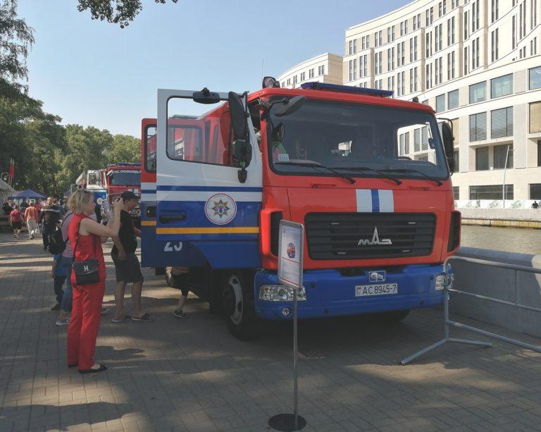 167-летие пожарной службы