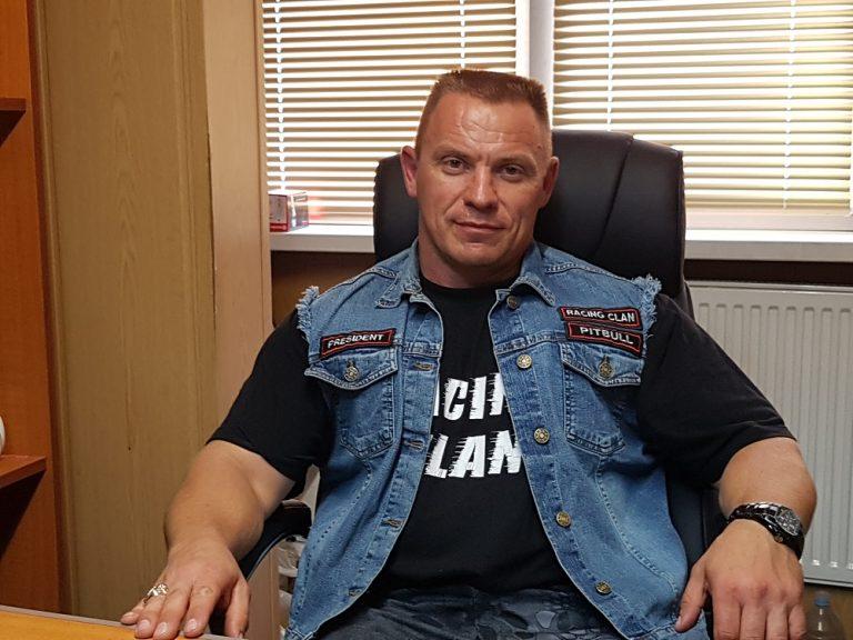 Дмитрий Питбуль (Степаненко) о жестком задержании байкеров в Минске