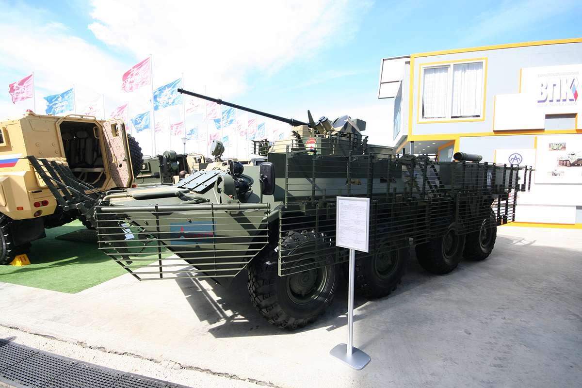 """""""АРМИЯ-2020"""": VI Международный военно-технический форум"""