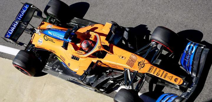 Белорусская Miory Steel и McLaren Racing объявили о начале сотрудничества в рамках «Формулы 1»