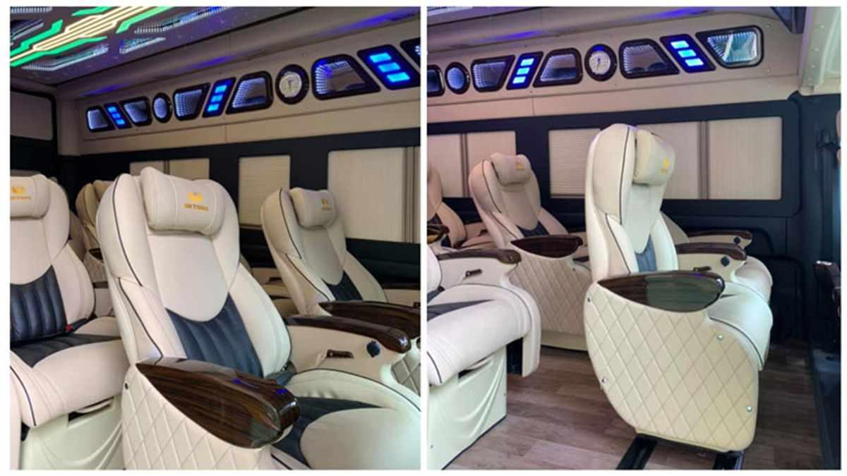 Skybus GAZ V-Class
