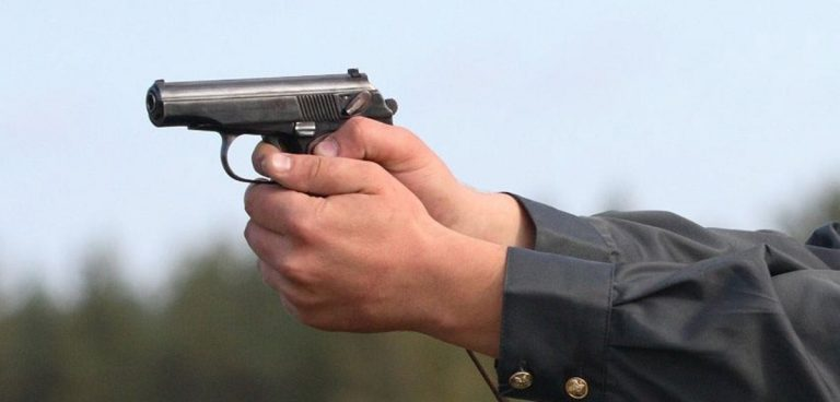 применение оружия
